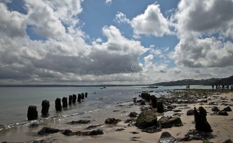 Ives, Cornwall stockfotografie
