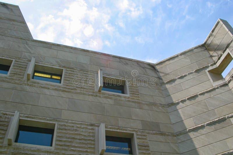 Ives Hall, Hoeken zonder Reden stock foto's