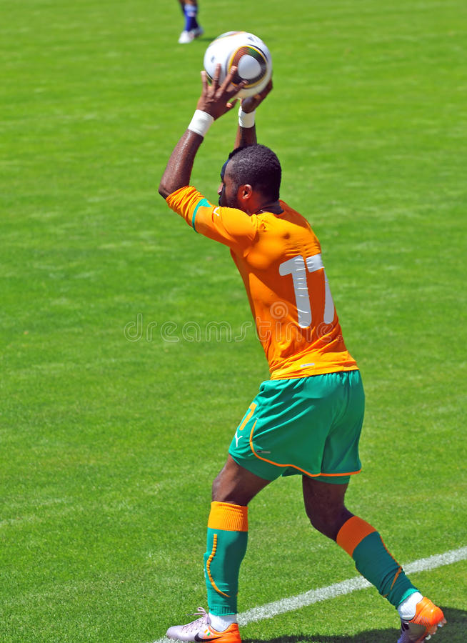 Download Ivory Coast And Japan Football Match Editorial Stock Image - Image: 14666589