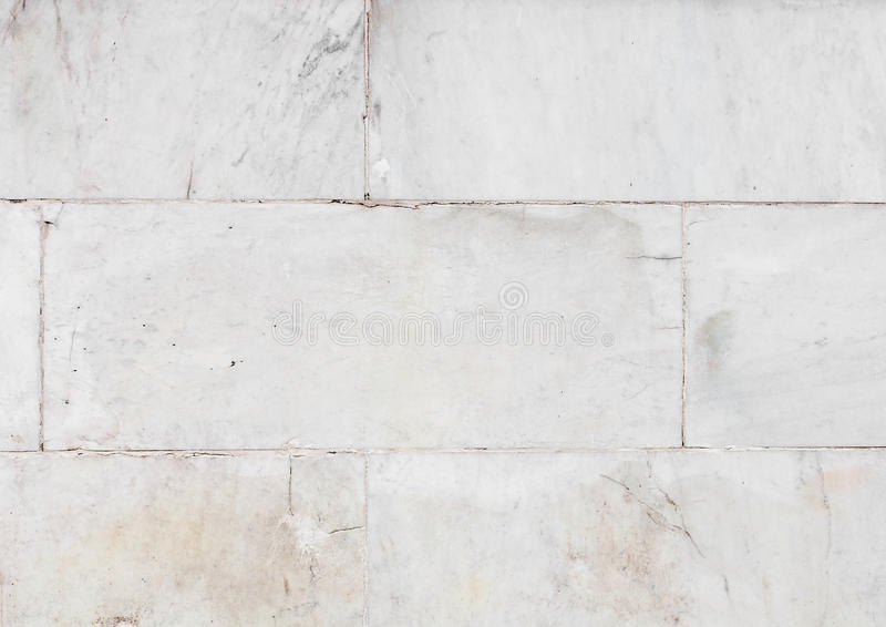 Ivory marble tile texture background with cracks royalty free stock image