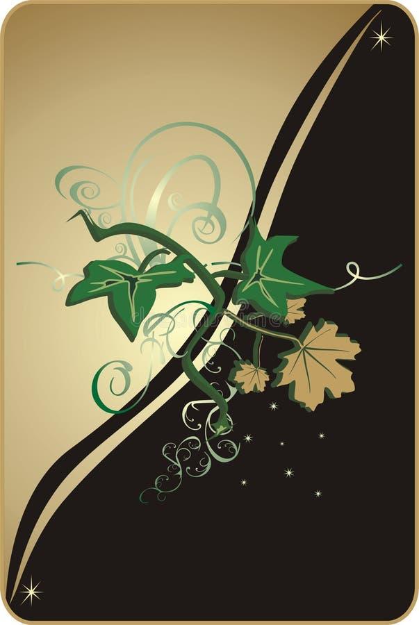 Free Ivy. Decorative Elements Royalty Free Stock Photo - 4398235