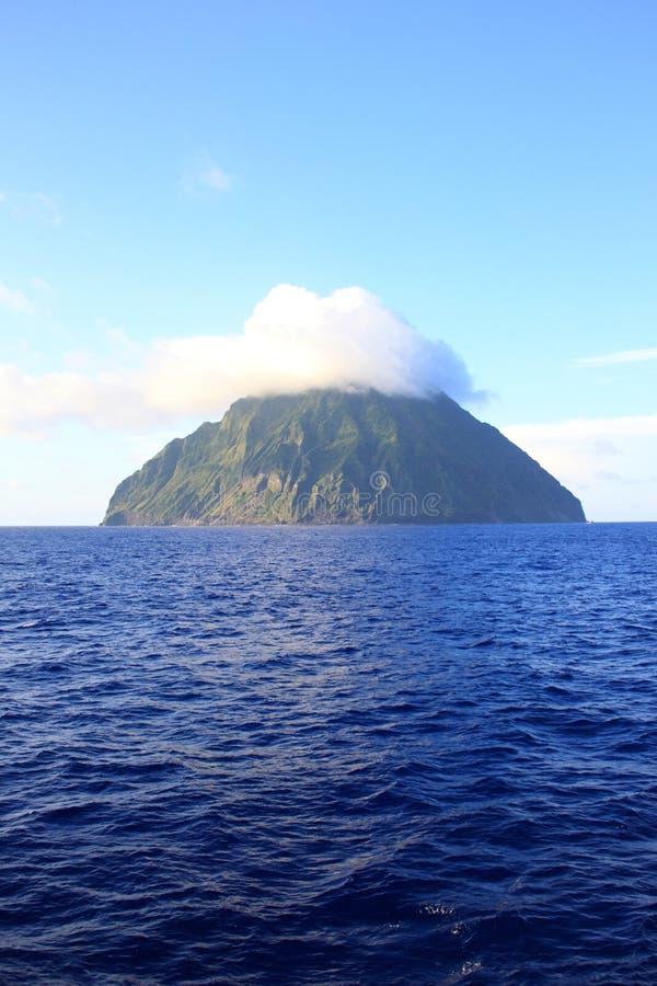 Iwo Island stock image