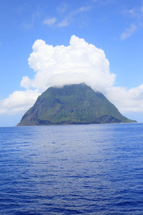 Iwo Island. (volcanic islands) in Ogasawara Islands, Japan stock photos