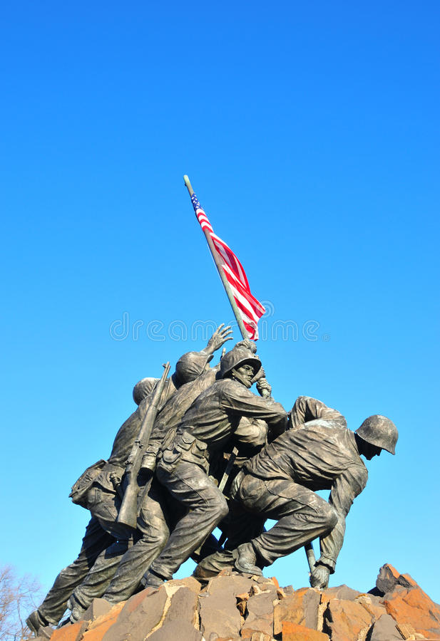 Free Iwo Jima Royalty Free Stock Photography - 15020647