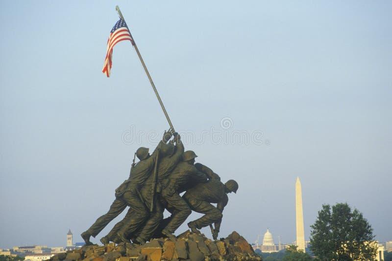 Iwo Jima obraz stock