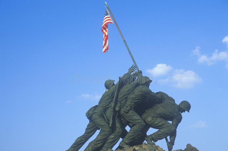 Iwo Jima zdjęcie stock
