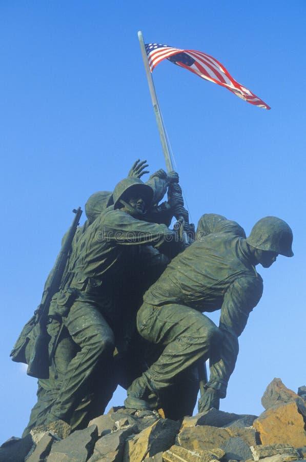 Iwo Jima zdjęcia royalty free