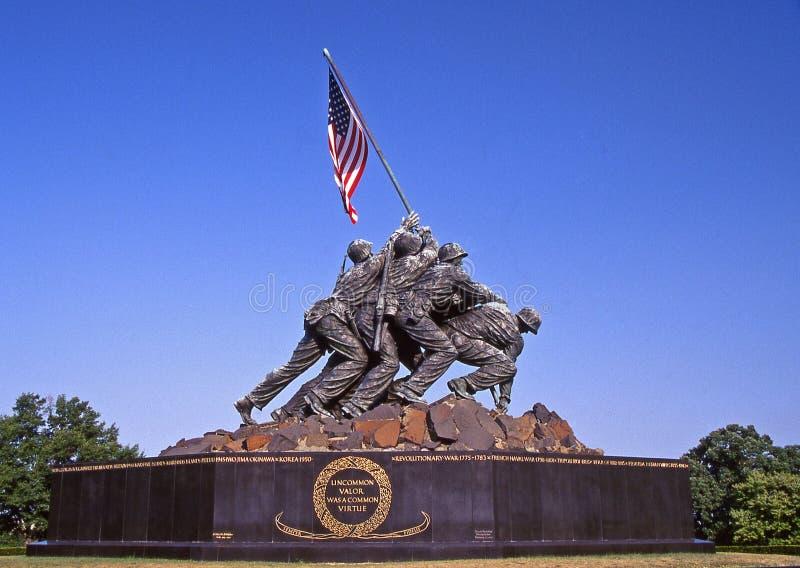Iwo Jima images stock