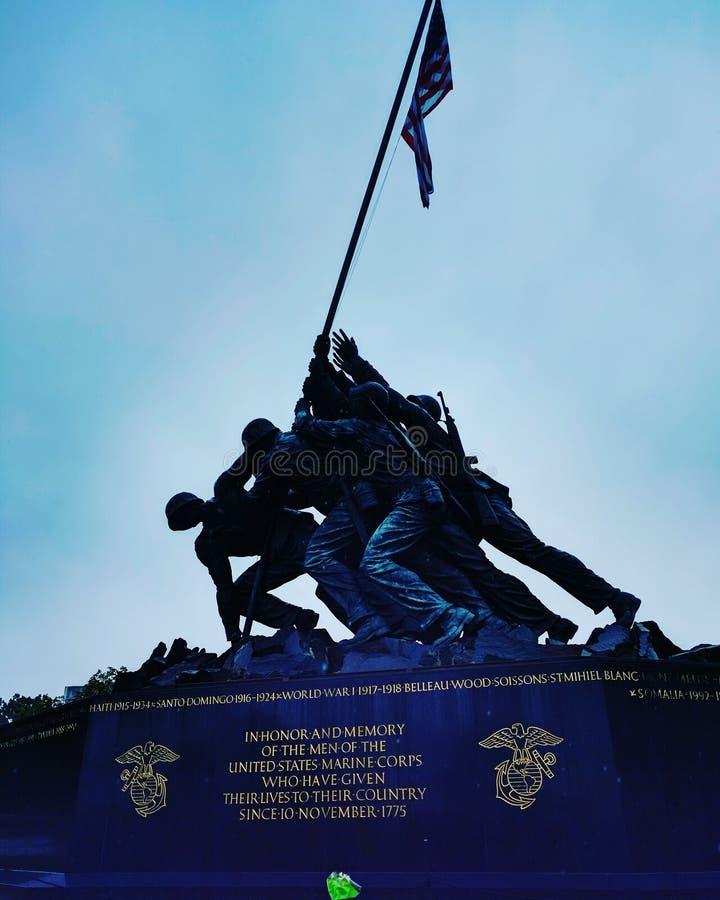 Iwo Jima Memorial Wallpaper