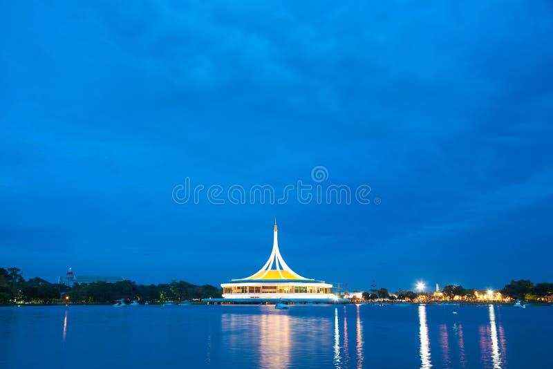 IX suan luang的rama 免版税图库摄影