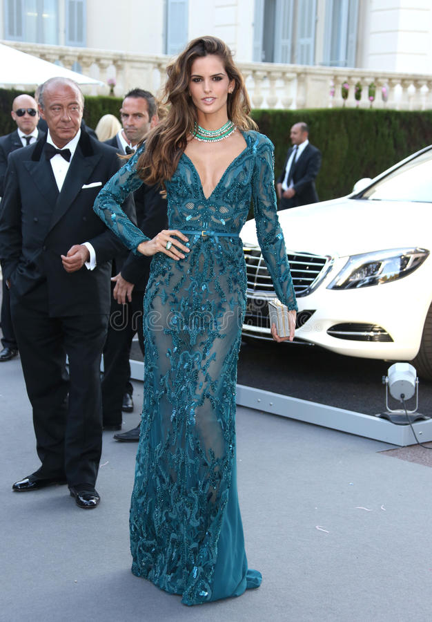 Izabel Goulart fotos de stock royalty free