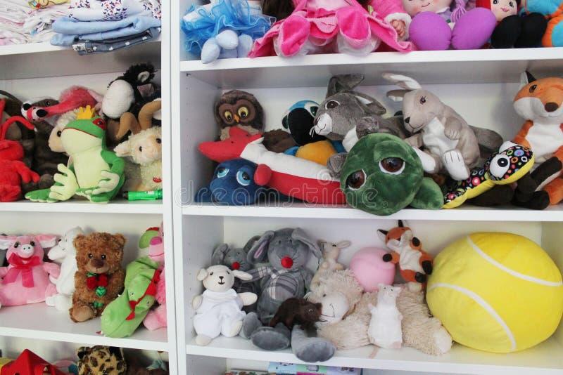 izbowe dziecko zabawki s fotografia stock