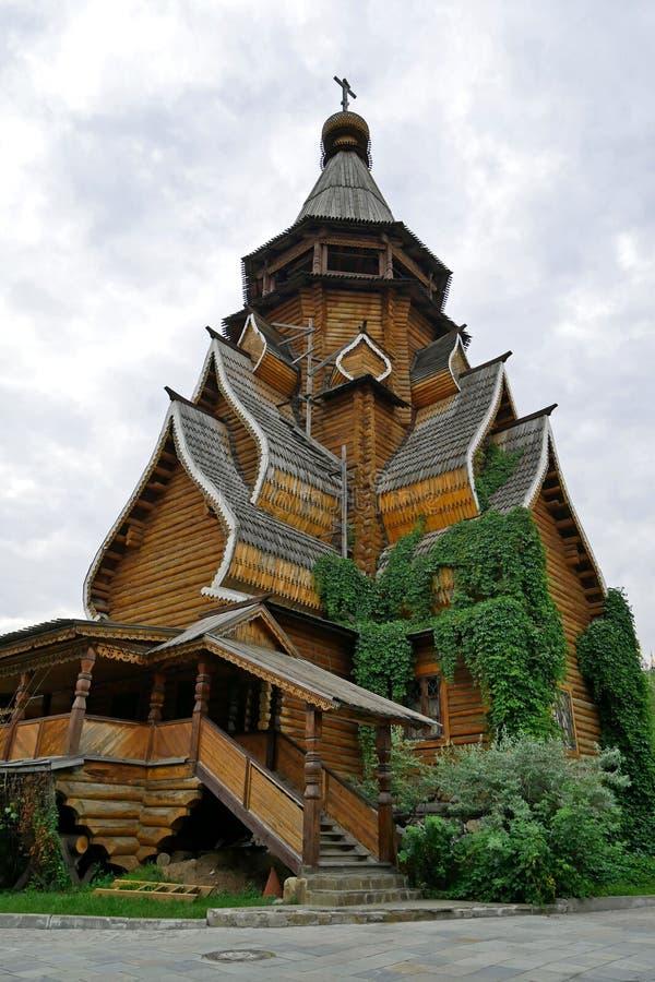 Izmailovo el Kremlin en Moscú, Rusia fotografía de archivo libre de regalías