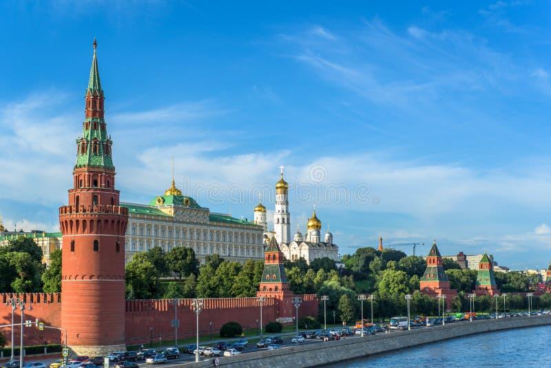 izmailovo Kremlin widok zdjęcie royalty free