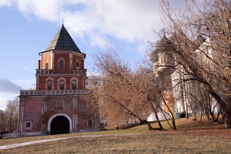 Izmailovo-Landsitz stockfotos