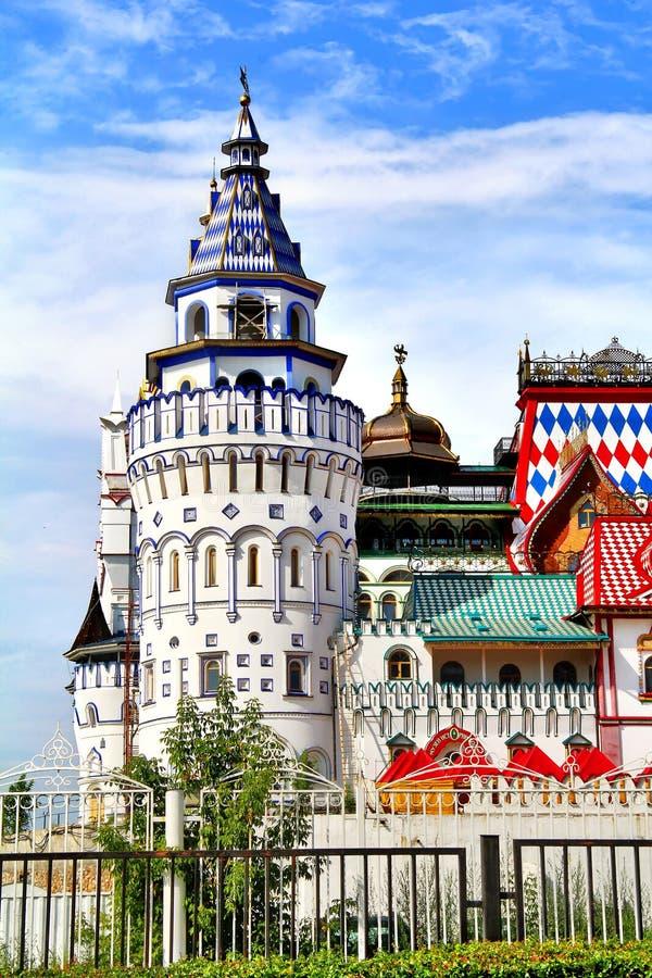 Download Izmaylovo Kremlin arkivfoto. Bild av kyrka, kupoler, nytt - 27288350