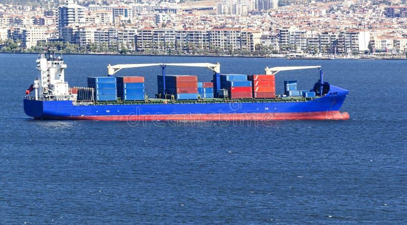Download Izmir Container Cargo Ship Stock Photos - Image: 37562413