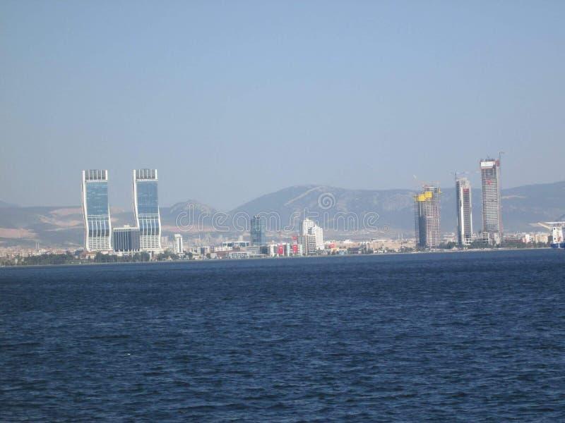 Izmir & x28; Turcja & x29; zdjęcia royalty free