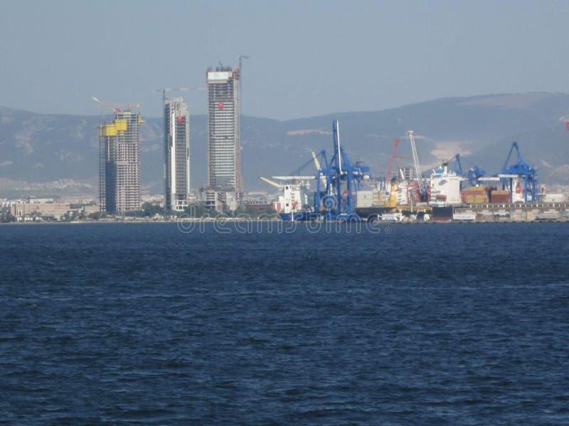 Izmir & x28; Turcja & x29; fotografia stock