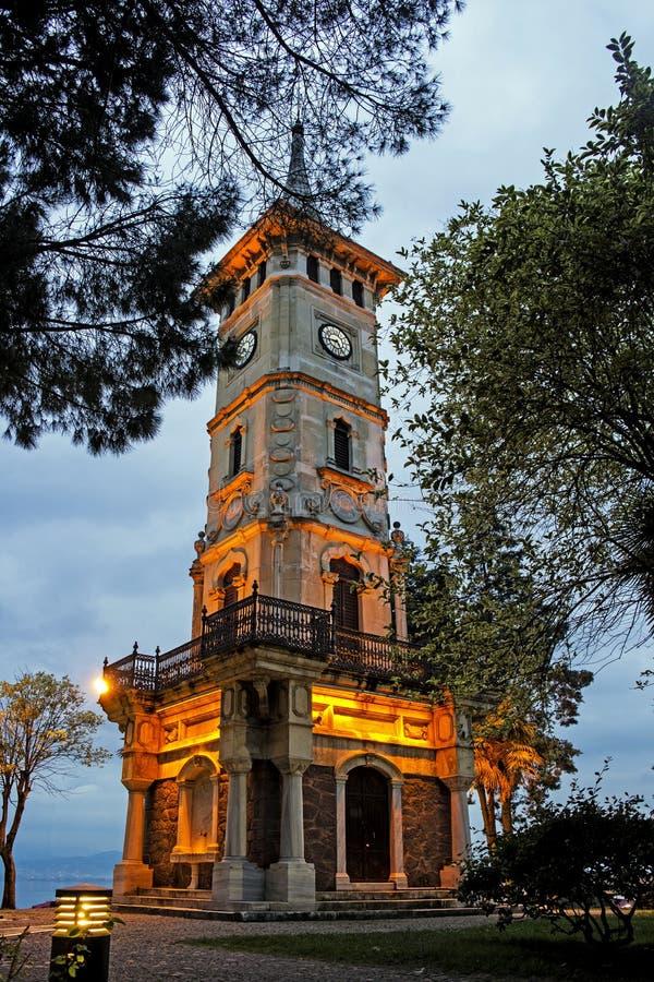 Izmit-Glockenturm stockbild
