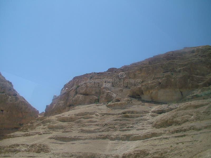 Izrael pustynia obrazy royalty free