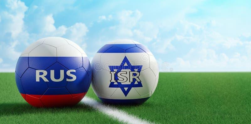 Izrael vs E ilustracji