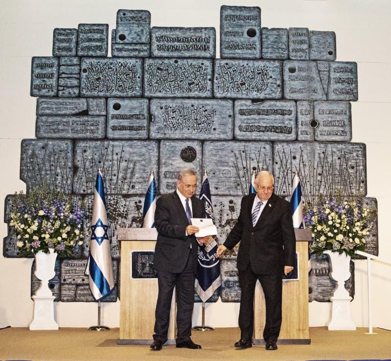 2015 Izrael wybór parlamentarny zdjęcia royalty free
