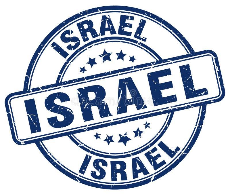 Izrael znaczek ilustracja wektor