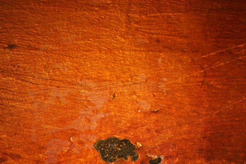 Järn- missfärgningshandfat arkivbilder