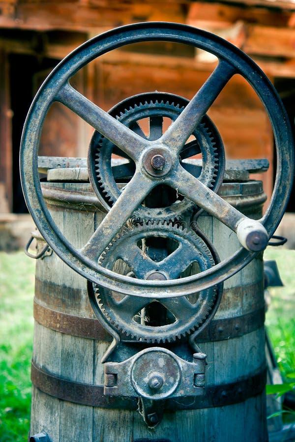 Järnkugghjul Royaltyfria Bilder