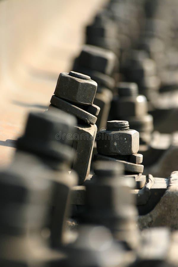 Download Järnväg arkivfoto. Bild av kvinnlig, nippel, mutter, industri - 290566