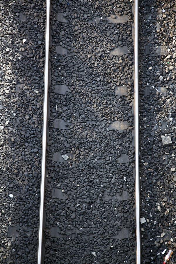 Järnväg utdrag arkivbilder