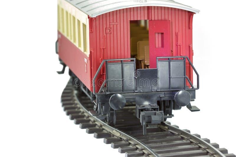 Järnväg vagn fotografering för bildbyråer