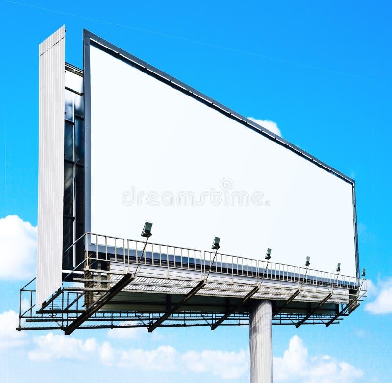 jätte- avstånd för annons dig royaltyfri bild
