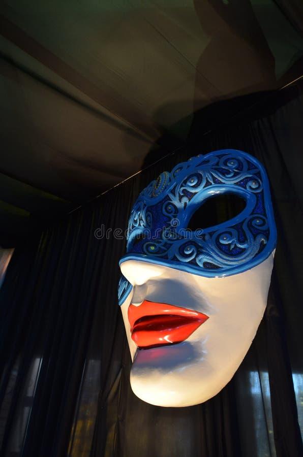 Jätte- maskering royaltyfri bild