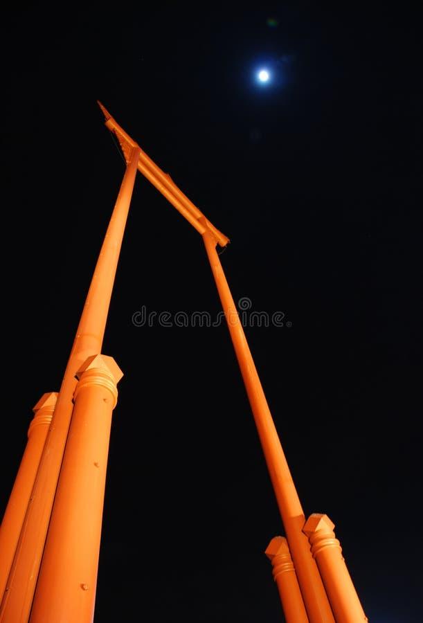 jätte- swing arkivfoton