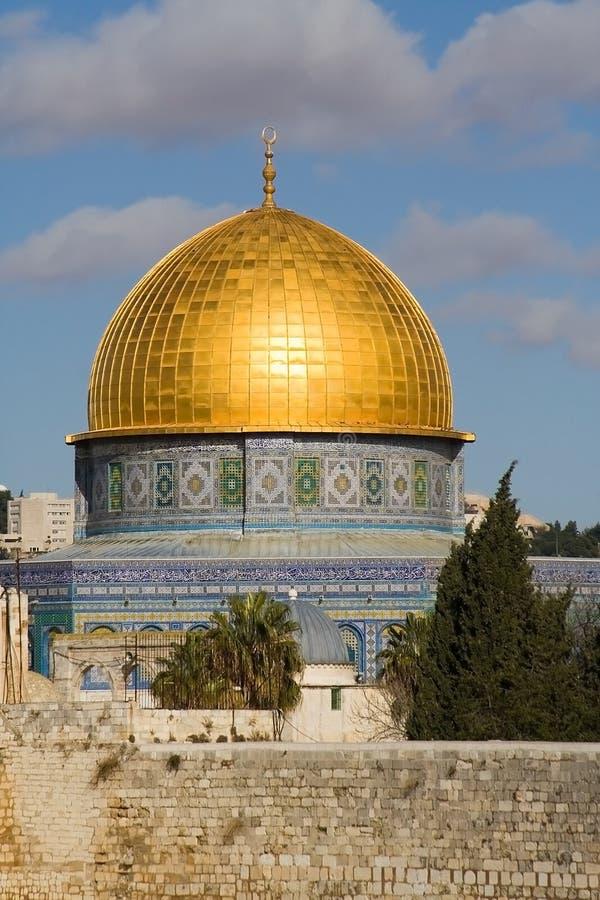 Jérusalem 2 images libres de droits