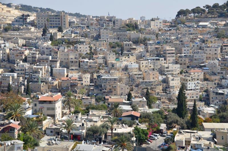 Jérusalem est image stock