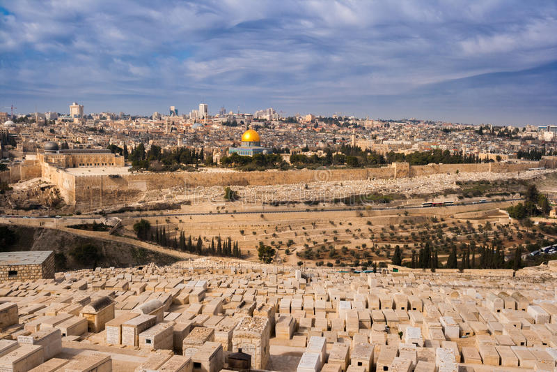 Jérusalem Israel Palestine photos libres de droits