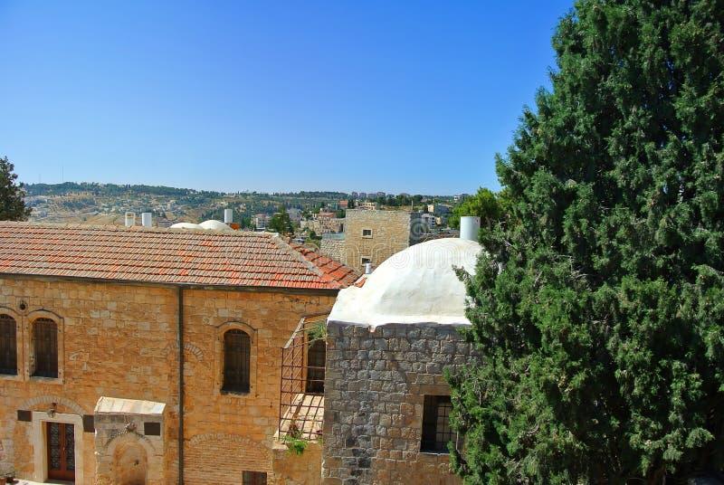 jérusalem l'israel Le berceau de trois religions photo stock