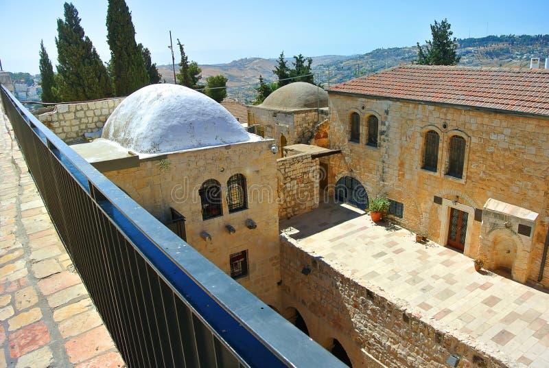 jérusalem l'israel Le berceau de trois religions image libre de droits