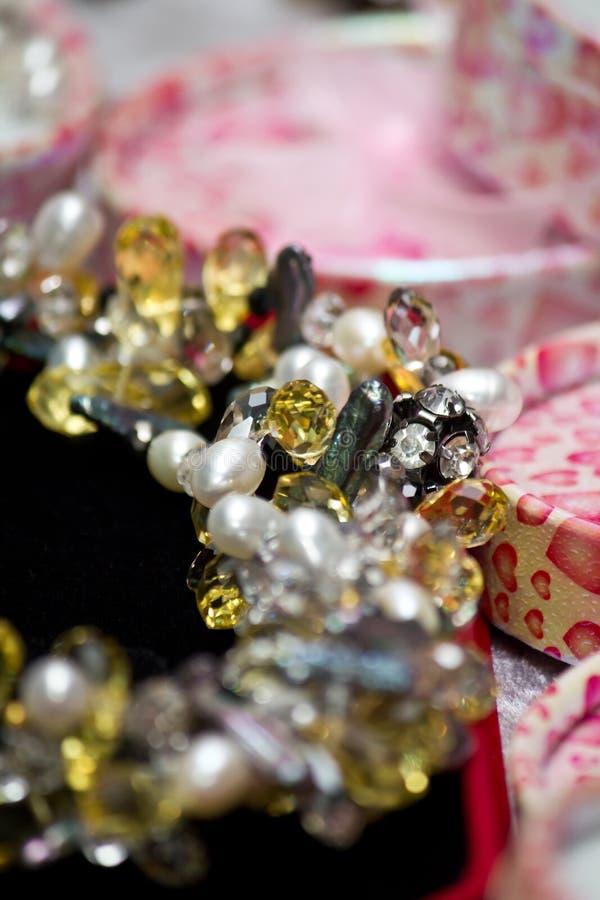 Jóia - close-up fotografia de stock