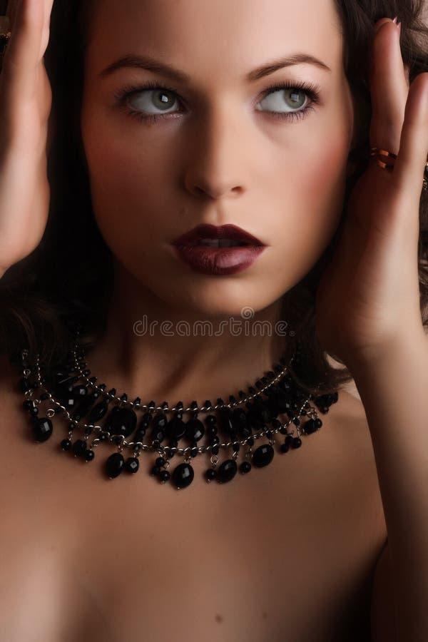 Jóia e beleza fotos de stock