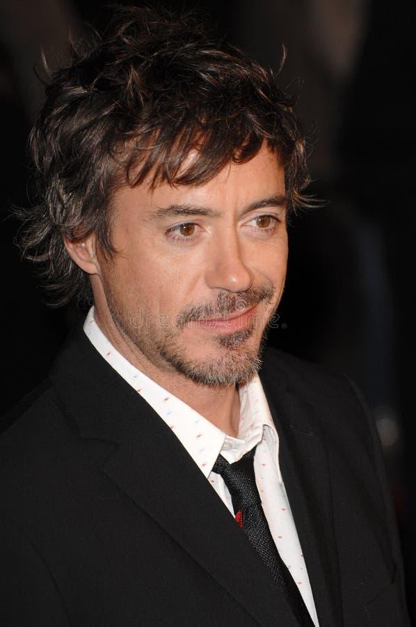 Júnior de Robert Downey imagens de stock