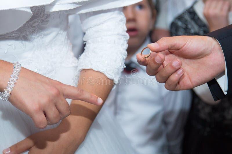 Jüdische Hochzeit Huppa lizenzfreie stockfotos