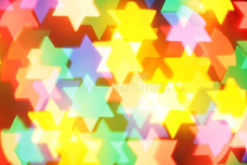 Jüdischer Feiertagshintergrund lizenzfreie stockfotografie