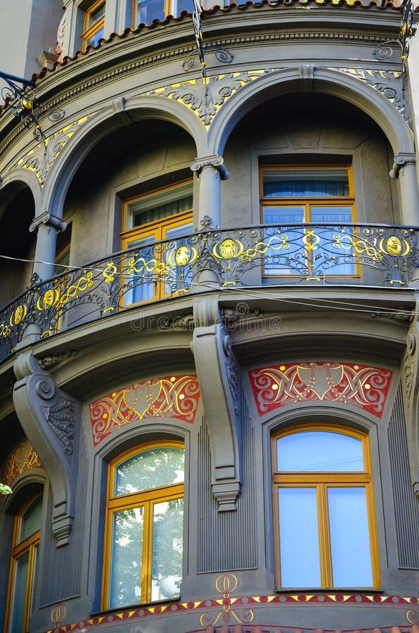 Jüdisches Viertel in Prag lizenzfreies stockfoto
