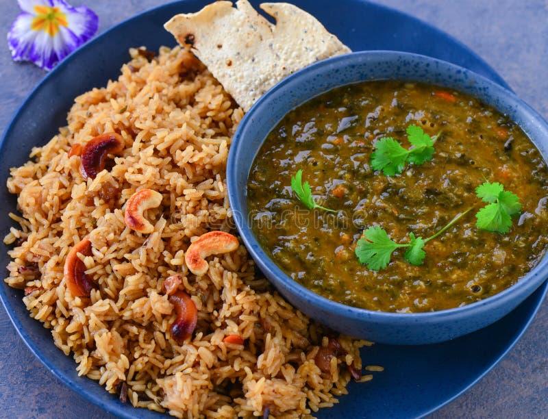 Języka nowoindoaryjskiego jarosza posiłki zdjęcie royalty free