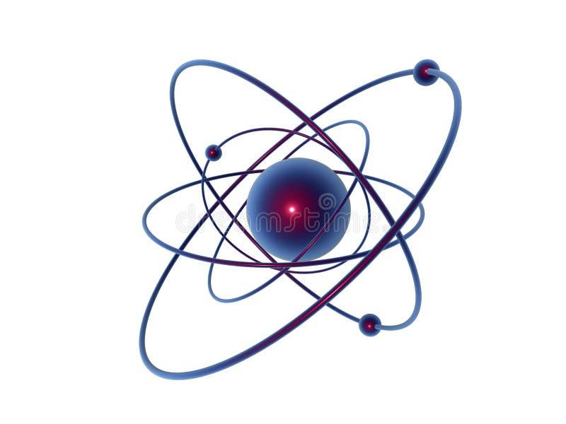 Download Jądro ilustracji. Obraz złożonej z orbita, fizyka, render - 29674