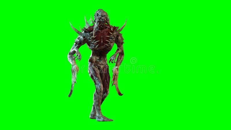 J?drowy apokalipsa mutant 3d odp?aca si? ilustracji